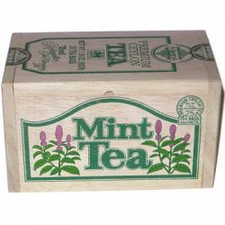 Metropolitan Tea Company Mint Tea 1
