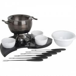 New York 3 in 1 Fondue Set by Trudeau 1