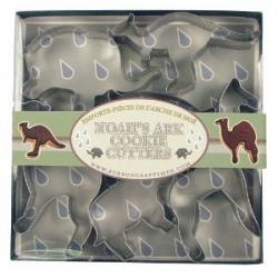 Fox Run Noah\'s Ark Cookie Cutter Set 1