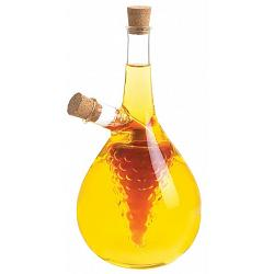 Fox Run Round Grape Oil & Vinegar Bottle 1