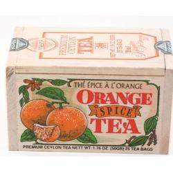 Metropolitan Tea Company Orange Spice Tea 1