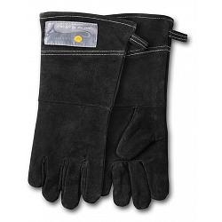 Outset Black Leather Grill Gloves 1