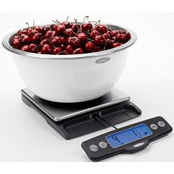 Oxo Good Grips Stainless Steel Food Scale 1