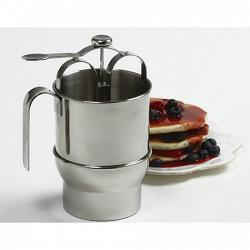 Pancake Dispenser - Stainless Steel 2.5-Cup by Norpro 1