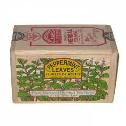 Metropolitan Tea Company Peppermint Tea 1