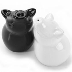 BIA Cordon Bleu Piggy Salt and Pepper Shaker Set 1
