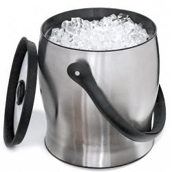 Metrokane Rabbit Double Walled Stainless Steel Ice Bucket 1