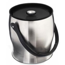 Metrokane Rabbit Double Walled Stainless Steel Ice Bucket 2