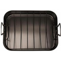 Danesco Non-Stick Roasting Pan with Rack 2