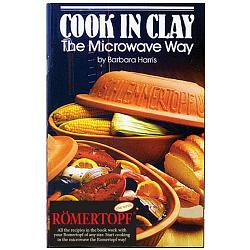 Romertopf Microwave Recipes Clay Baker Cookbook 1