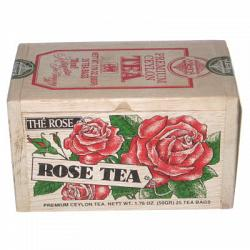 Metropolitan Tea Company Rose Tea 1