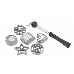 Nordic Ware Swedish Rosette and Timbale Set 1