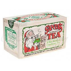 Metropolitan Tea Company Santa\'s Workshop Cranberry Tea 1