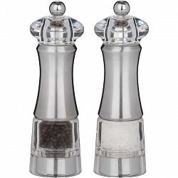 Savoy Salt and Pepper Mill Set by Trudeau 1