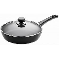"Scanpan Classic 11"" Saute Pan with Lid 1"