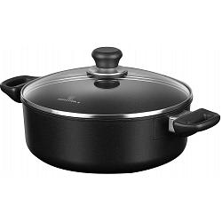 Scanpan Classic Induction Low Sauce Pot with Lid 1