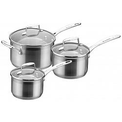 Scanpan Impact 3.5 L Stainless Steel Sauce Pan 1