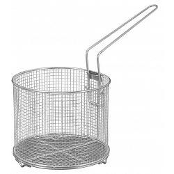 Scanpan Techniq 20 cm Stainless Steel Fry Basket 1