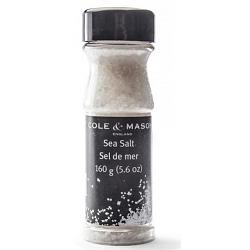 Cole & Mason 160g / 5.6oz Sea Salt 1
