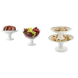 Large ServeItUp Plate Stand by fusionbrands 1
