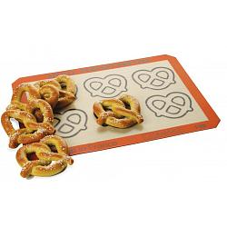 Silpat Perfect Pretzel Non-Stick Silicone Baking Mat 1