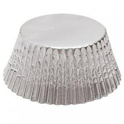 Set of 32 Silver Foil Bake Cups by Fox Run 1