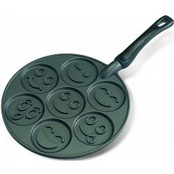 Nordic Ware Smiley Face Pancake Pan 1
