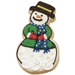 "Fox Run 3"" Snowman Cookie Cutter 1"