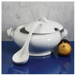 BIA Cordon Bleu 4L / 135oz Soup Tureen 1