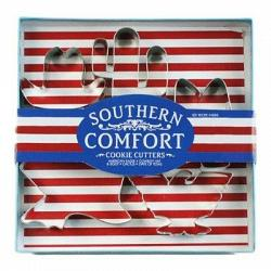Southern Comfort Cookie Cutter Set 1