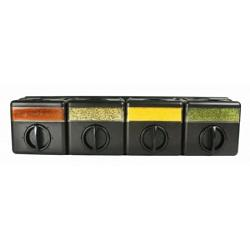 KitchenArt Spice Cube Set of 4 1