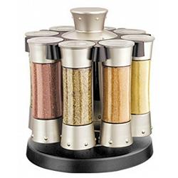 KitchenArt Professional Elite Auto-Measure Spice Carousel 1
