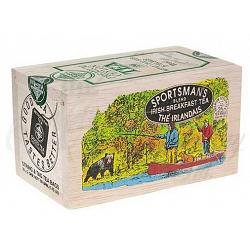 Metropolitan Tea Sportsman\'s Blend Irish Breakfast Tea 1