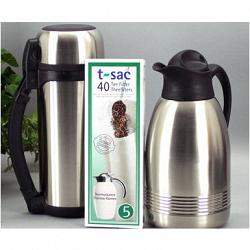 T-Sac #5 - Disposable Tea Infusers - 40-pack 1