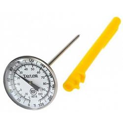 Taylor Oversize Anti-Microbial Instant Read Thermometer 1