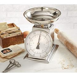 Taylor Retro Style Stainless Steel Food Scale 1