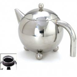 Stainless Steel Teapot by Cuisinox - 0.9 Liter 1