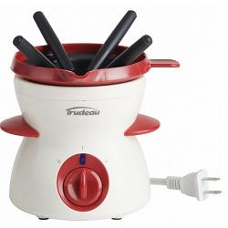 Trudeau Electric Chocolate Fondue Set 1