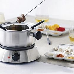 Trudeau Dido 3 in 1 Electric Fondue Set 1