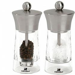 Versailles Salt and Pepper Mill Set by Peugeot 1