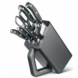 Victorinox Grand Maitre 7 Piece Knife Block Set 1
