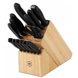 Victorinox Swiss Army 15-Piece Knife Block Set 1