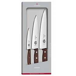 Victorinox Rosewood Carving Knife Set of 3 1