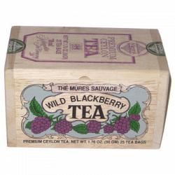 Metropolitan Tea Company Wild Blackberry Tea 1