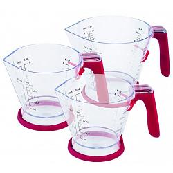 Zyliss 3-Piece Measuring Cup Set 1
