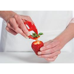 Zyliss Strawberry and Tomato Huller 1