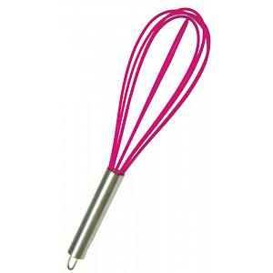 "Fox Run 8.5"" Silicone Whisk"