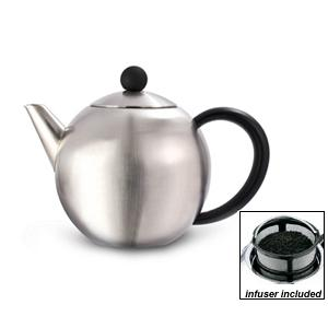 Cuisinox 1.4 L Stainless Steel Teapot with Infuser