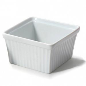 BIA Cordon Bleu Square 325ml / 11.5oz Ramekin
