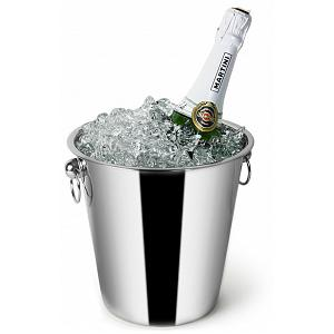 Cuisinox Stainless Steel Champagne & Wine Bucket